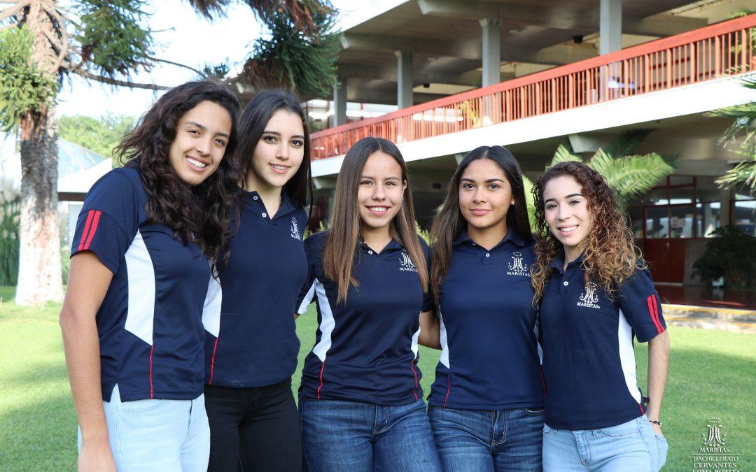 Alumnas del BCLB en Canadá.